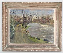 Seivan American Oil Painting