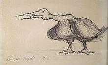 Giuseppe Napoli, Bird, 1957