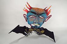 Ted Rosenthal. Am., b. 1957, Devil, Sculpture