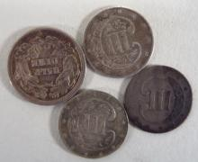 Lot of World Coinage, including U.S. 19th/20th C.