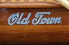 Old Town Canoe Molitor 17 Model, c. 1980's