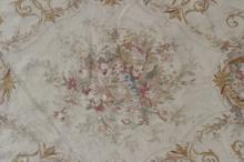 Aubusson Style Carpet, 20th c