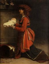 Jules Joseph Lefebvre, Fr. 1836-1911 O/P