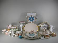 Group of Thirty-Nine Assorted Porcelain Items
