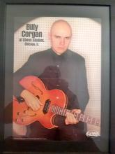 Photograph, Billy Corgan From Smashing Pumpkins, at Chess Studios in Chicago