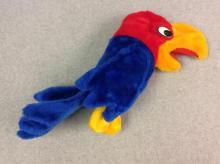 KU Jayhawk Hand-Puppet