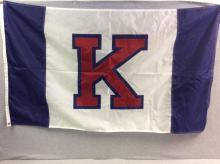 Kansas University Flag
