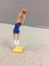 KU Basketball Raef LaFrentz Jump Shot Figurine