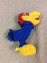 Small Stuffed KU Jayhawk