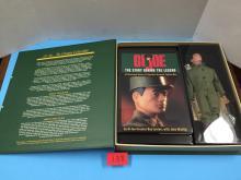 1996 GI Joe Action Soldier Masterpiece Edition Deluxe Book & '64 GI Joe Reproduction Volume I