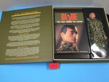 1996 GI Joe Action Marine Masterpiece Edition Deluxe Book & '64 GI Joe Reproduction Volume III