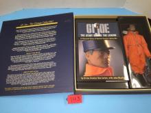 1996 GI Joe Action Pilot Masterpiece Edition Deluxe Book & '64 GI Joe Reproduction Volume IV