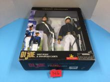 2001 GI Joe Timeless Collection Westpoint & Annapolis Cadets Action Figures NIB