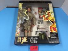 2001 GI Joe Timeless Collection Australian Jungle Fighter NIP