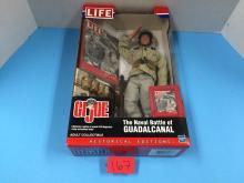 2002 GI Joe LIFE Magazine and GI Joe Historical Edition Naval Battle of Guadalcanal NIB