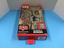 2002 GI Joe LIFE Magazine and GI Joe Historical Edition Battle of Okinawa NIB