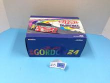 1999 Limited Edition Pedal Car Collectible Stock Car Bank #24 Jeff Gordon NIB