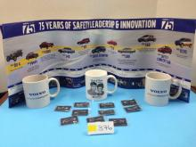 Miscellaneous Volvo Memorabilia and Collectibles & Mug - All For One Money