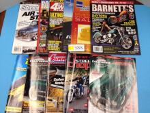 (11) Various Auto Magazines - All For One Money