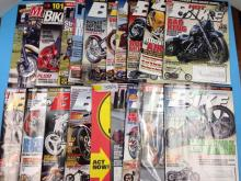 (20) Various Vehicle Magazines - All For One Money