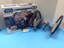 Star Wars: The Clone Wars Hailfire Droid & General Grievous with Box