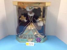 1996 Happy Holidays Special Edition African American Barbie Doll NIB