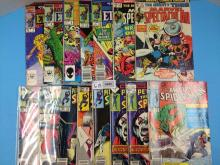 (15) Various Marvel Comics (Including The Eternals, Spectaculars, & Spiderman) - All For One Money