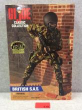 GI JOE Classic Collection (1996 Limited Edition) British S.A.S.