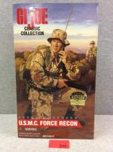 GI JOE Classic Collection (1998 Limited Edition) U.S.M.C. Force Recon