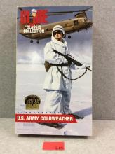 GI JOE Classic Collection (1998 Limited Edition) U.S. Army Coldweather