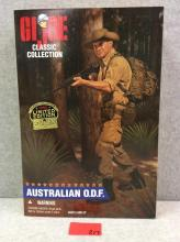 GI JOE Classic Collection (1996 Limited Edition) Australian O.D.F.