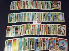 1972 Topps Partial Set (225) Baseball Cards