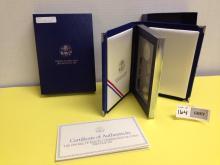 1993 Bill of Rights Commemorative Prestige Set w/COA