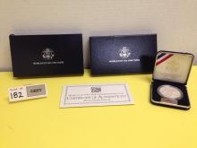 1994 World Cup USA Commemorative Coin Proof w/COA