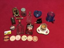 Miscellaneous antique smalls - ALL FOR ONE MONEY