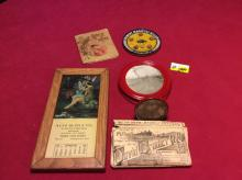 Miscellaneous americana advertising etc. - All for One Money.!.