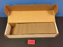 1988 Topps Baseball Cards - COMPLETE SET (Hand Collated)