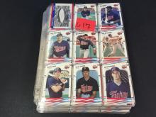 1988 Fleer Baseball Card COMPLETE SET (In Plastic Sleeves)