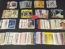 Box of Miscellaneous Assorted Trading Cards - all for one money