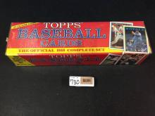 1988 FACTORY SEALED Topps COMPLETE SET Baseball Cards