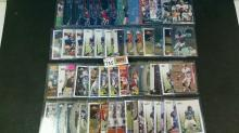 (53) Miscellaneous NFL Cards - all for one money