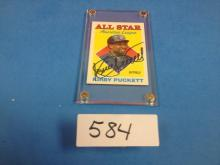 1989 Topps Traded Troy Aikman Graded