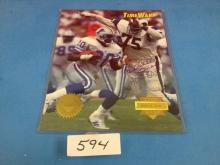 1994 TimeWarp Portrait Deacon Jones Signed with COA (904/5000)