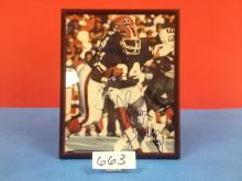 Thurman Thomas Signed Photo w/ COA