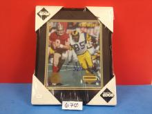 TimeWarp Framed & Matted Jack Youngblood (287/5000) NIP