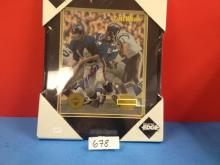 TimeWarp Framed & Matted Y.A. Tittle (339/5000) NIP