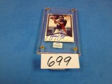 1998 Topps Brian Giese Autographed