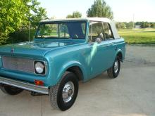 Living Estate Auction - Tractors & 1967 Scout 4x4