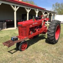 1951 International M Farmall NATPA Division III Tractor