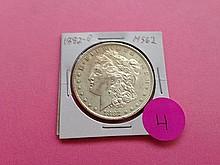 1882-O Morgan Dollar MS62!